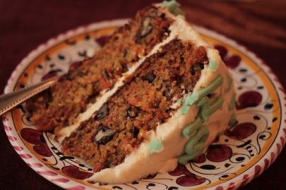 Fran's Carrot Cake