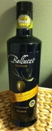 Bellucci Olive Oil - it's smooth and beautiful.