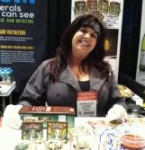 Chef Giovanina Bellino of Flavor Bombs!