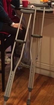 Patty's Crutches