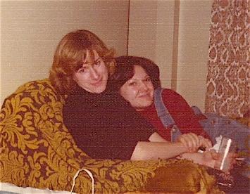 Carolyn and Fran