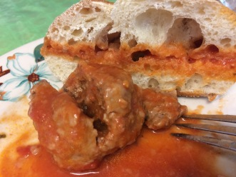 meatball and sauce on bread.jpg
